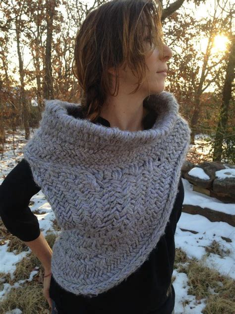 katniss knitted cowl pattern katniss cowl with vest knitting pattern inspired