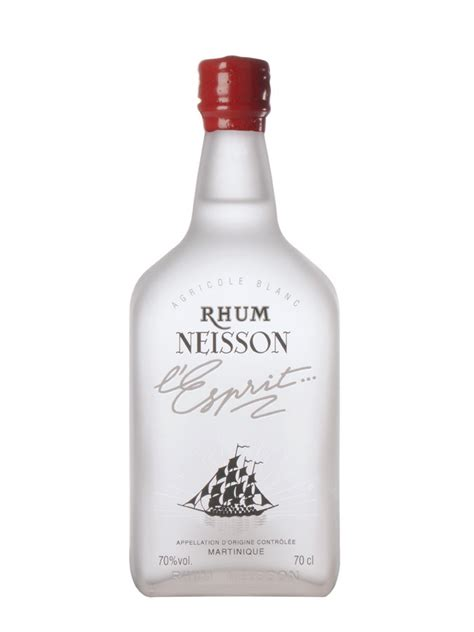 Esprit Es108572 Silver Box Exclusive rhum agricole neisson l esprit white 70 maison du whisky