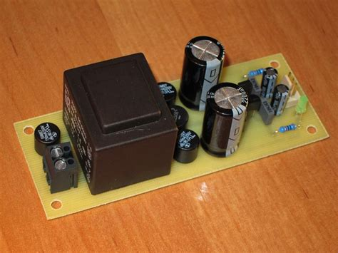 Power Supply S 50 24 2 1a Fort circuit zone electronic projects electronic