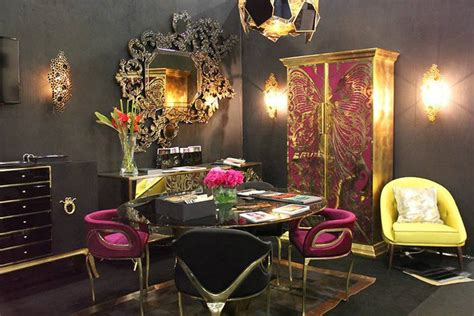 exclusive furniture in paris luxury luxury furniture and interiors limited edition luxury furniture at maison et objet 2016