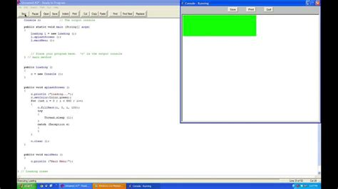 java program to draw pattern ready to program java tutorial how to make a splashscreen