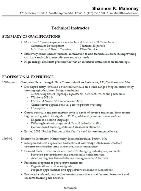 how to write a resume with no work experience sle resume for no experience how to write a resume