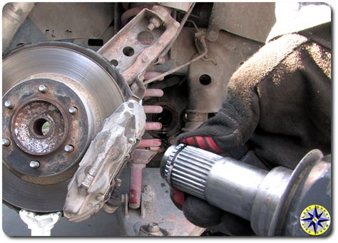Gear Assy Primary Driven Shogun Sp how to replace an fj cruiser front drive shaft overland adventures and road