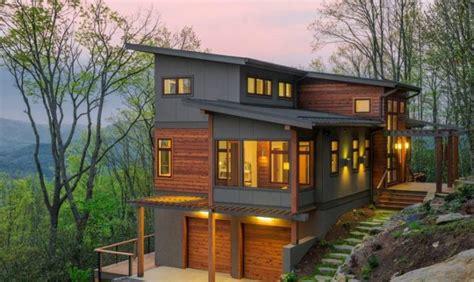 mountain house designs 10 modern mountain home plans ideas house plans 71505