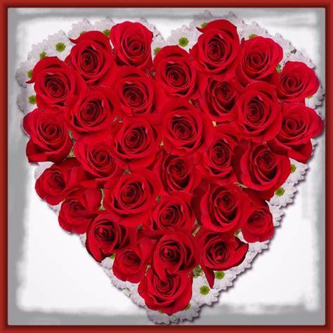 imagenes de corazones y rosas rojas ver imagenes de rosas rojas y corazones archivos