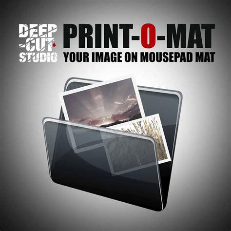 Print Mat by Cut Studio Print O Mat Turn Your Pics Into Mats