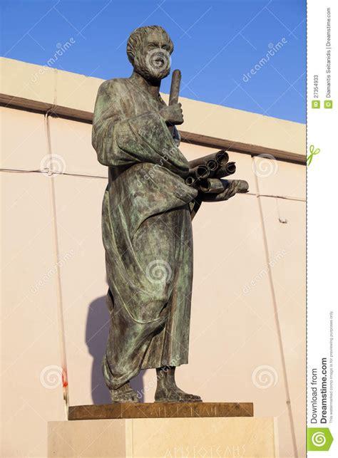 aristotle wikipedia statue of aristotle outside of aristotle university of