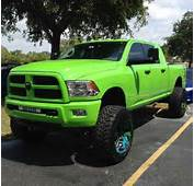 Lifted Dodge Rams And On Pinterest