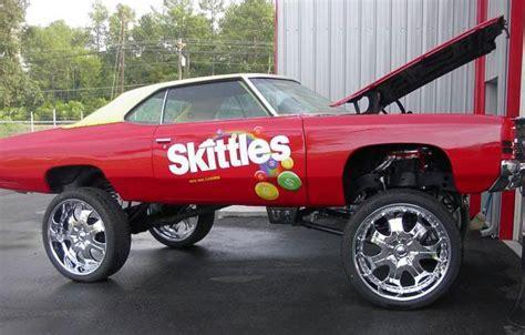 impala trucks chevy impala skittles donk cars and trucks