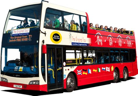 London Sightseeing Bus Tours: Hop On Hop Off London - The ...