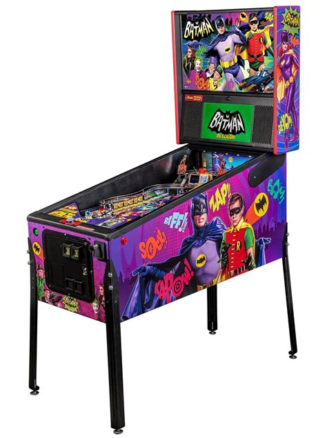 batman 66 pinball machine liberty