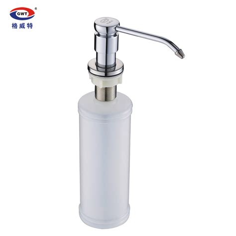 sink soap dispenser bottle soap dispenser bottle for kitchen sink free shipping