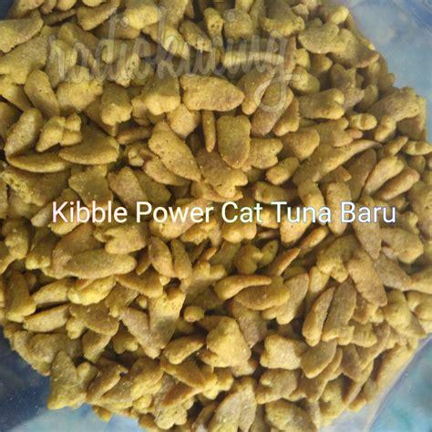 Makanan Kucing Bolt Ikan 1 Kg jual makanan kucing power cat food repack 1kg varian