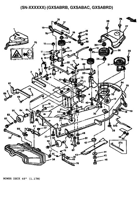 deere lawn tractor parts diagram deere parts diagrams lawn tractor diagram and wiring