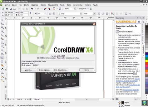 corel draw x4 tools and functions arte y dise 209 o que es corel draw