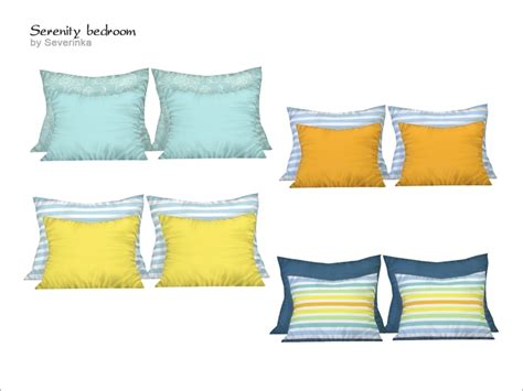 Bed Pillows 3 Severinka S Serenity Bedroom Bed Pillows