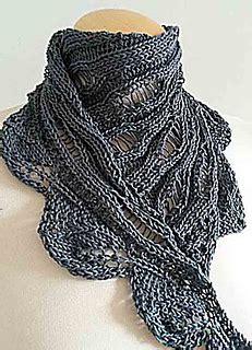 leaf pattern neckwear ravelry neckwear iron leaf pattern by jen giezen