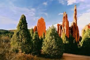 the garden of the gods colorado