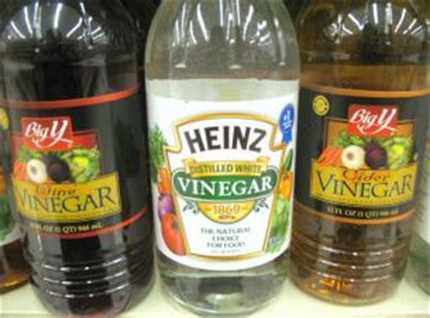 is white vinegar safe on all types of flooring types of vinegars gt start cooking