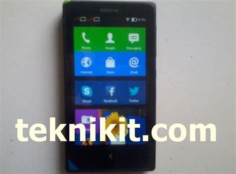 Hp Nokia X Android review hp nokia x android kelebihan dan kekurangan