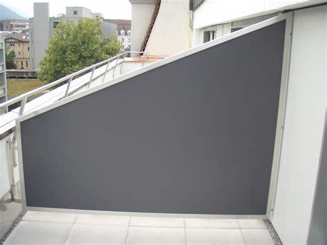 sonnenschutz balkon seitlich balkon sichtschutz seitlich sichtschutz f r den balkon