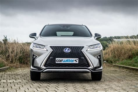 Lexus Rx 450h Review by 2017 Lexus Rx 450h F Sport Review Carwitter Car News