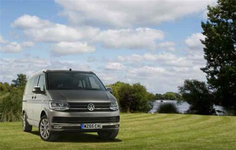 Volkswagen Transporter T6 California Price Uk Orders