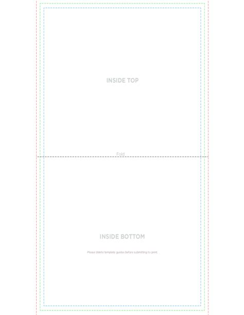 greeting card template free download