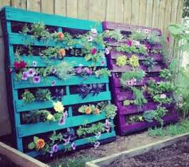 In The Night Garden Wall Mural pallet garden landscaping with pallets pallet