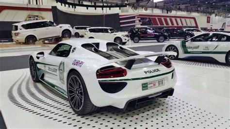 Uae Cars by As Dubai Get A Porsche 918 Here Are Their Greatest