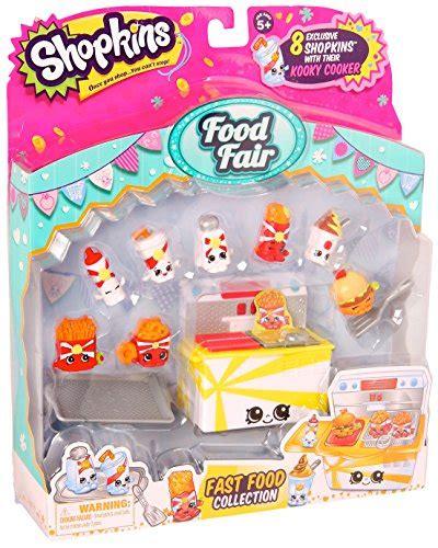 Shopkins Food Fair Fast Food Collection 1 juguetes para ni 241 os y zona de juegos shopkins s3