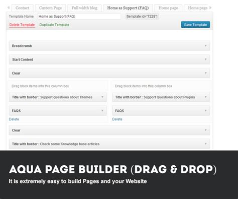 orange themes page builder bullsy a rugged bold responsive blog theme your best