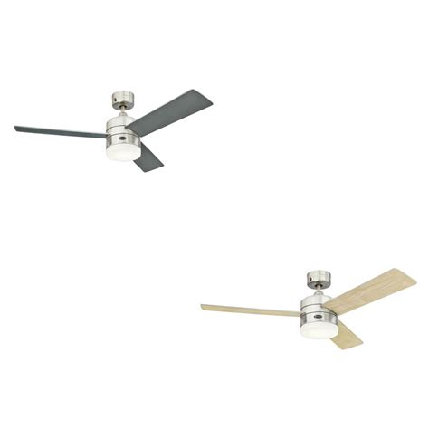 westinghouse ceiling fans with remote control westinghouse led ceiling fan alta vista 122 cm 48 quot with