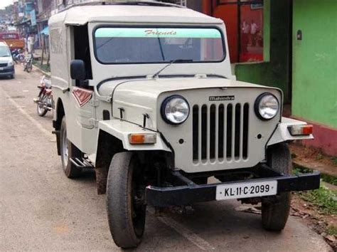 kerala jeep mahindra jeep kerala 14 di engine mahindra jeep used