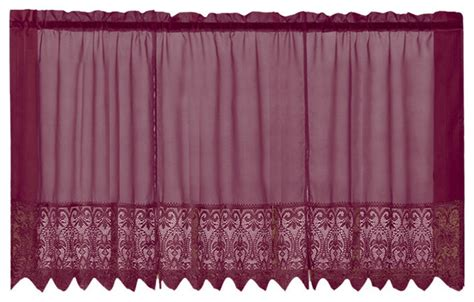 burgundy kitchen curtains burgundy kitchen curtains burgundy country style kitchen