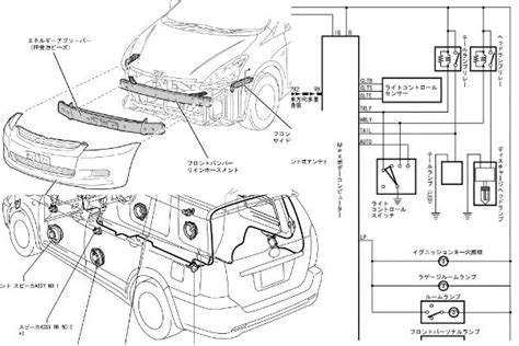 toyota wish fuse diagram free wiring diagrams