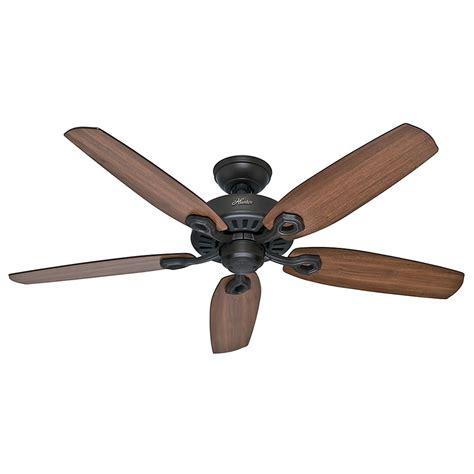 Ceiling Fan Without Light Fan Company Builder Elite New Bronze Ceiling Fan Without Light 53242 Destination Lighting