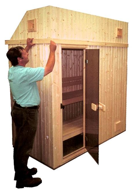 saunashop guide pdf saunas sauna kit design