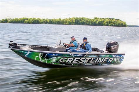 sport fishing boats for sale in sc 2016 new crestliner 1850 fish hawk sc aluminum fishing