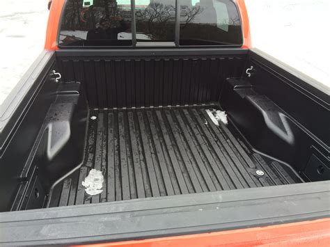 toyota tacoma bed toyota tacoma truck bed dimensions autos post