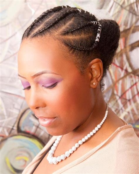 cornrows hairstyles for wedding cornrow styles for women natural updo black women