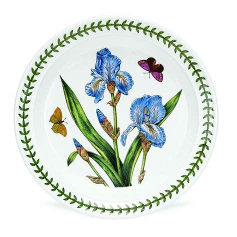 Botanic Garden Dinnerware Botanic Garden Set Of 6 Salad Plates Assorted Motifs By Portmeirion