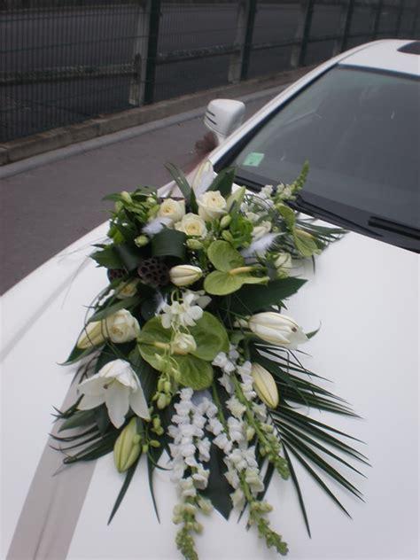deco fleur voiture mariage ma jolie toile