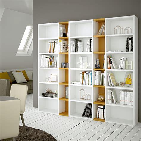 immagini librerie cool libreria a parete with librerie immagini