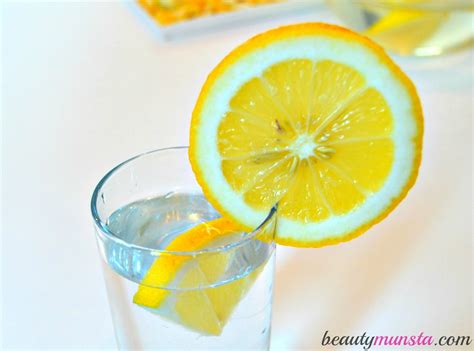 Lemon Water Detox For Acne by 40 Diy Acne Remedies That Work Including Pimples Acne