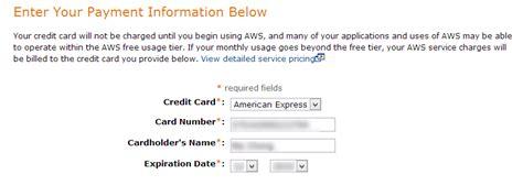 American Express Gift Card Amazon Cardholder Name - 使用财付通境外支付免信用卡注册amazon web services malash s blog
