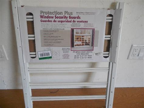 protection plus window security guard home sweet home