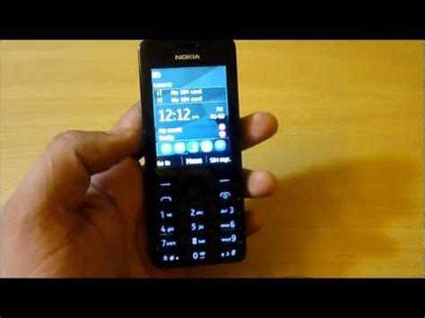 nokia 206 watch themes nokia 206 review hands on for mobile buyers gadgetometer