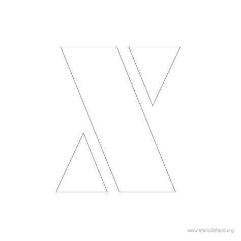 large letter templates search results for x large number stencils calendar 2015