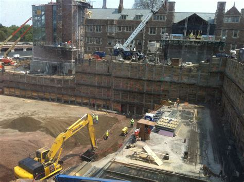 Washington In St Louis Mba by Olin Business School Construction Ruble Yudell